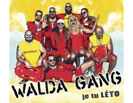 Walda Gang : Je Tu Léto, CD