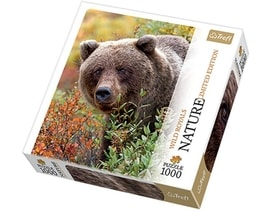 Puzzle Trefl Grizzly 1000