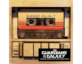 Soundtrack  Guardians Of The Galaxy/ Strážci Galaxie, CD