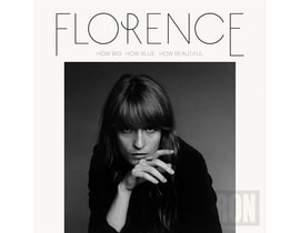 Florence & The Machine - How Big How Blue How Beautiful, LP