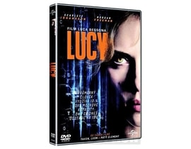 Lucy, DVD