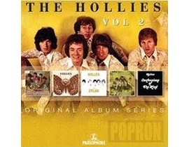Hollies - Original Album Series Vol 2, CD