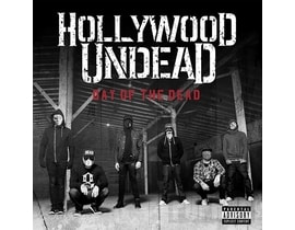 Hollywood Undead - Day Of The Dead, CD