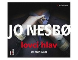 Filip Švarc - Lovci hlav (Jo Nesbo), MP3-CD