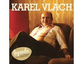 Karel Vlach - Legenda, 2 CD
