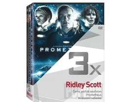 3x Ridley Scott, DVD