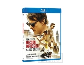 Mission: Impossible - Národ grázlů, BD