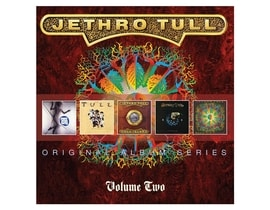 Jethro Tull - Original Album Series Vol 2, CD