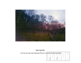 Teen Suicide - I Will Be My Own Hell Because There Is..., CD
