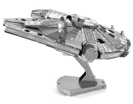 METAL EARTH 3D puzzle Star Wars: Millenium Falcon