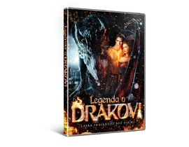 Legenda o drakovi, DVD