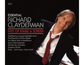 Richard Clayderman - Hits of Stage....., 2 CD