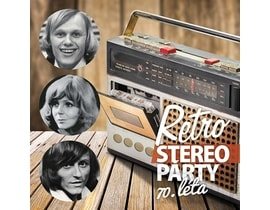 Různí - Retro-stereo party 70.léta, 2 CD