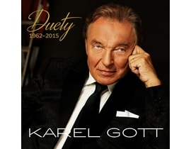 Karel Gott - Duety 1962 - 2015, 5 CD