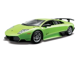 Bburago Lamborghini Murciélago LP 670-4 SV KIT 1:24 Close Box
