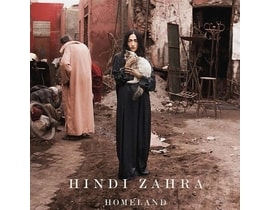 Zahra Hindi - Homeland, CD