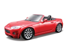 Bburago Mazda MX 5 Miata KIT 1:24 Close Box