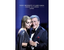 Tony Bennett & Lady Gaga - Cheek To Cheek - Live, DVD