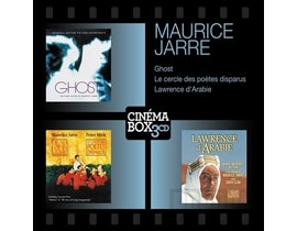 Maurice Jarre - Cinemabox, CD