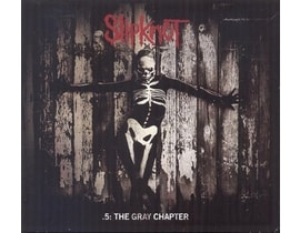 Slipknot - .5: The Gray Chapter, CD-DIGIPACK