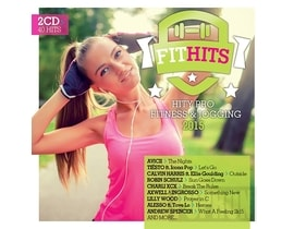 Různí - Fit Hits 2015, CD