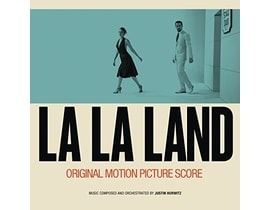 Soundtrack - La La Land/filmova Hudba, CD