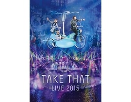 Take That - Live 2015, DVD