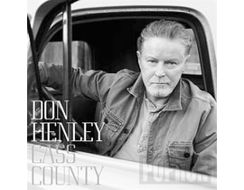 Don Henley - Cass Country, CD