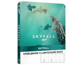 James Bond - Skyfall (Steelbook), BD