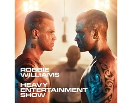 Robbie Williams - Heavy Entertainment Show, CD