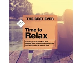Různí - The Best Ever Time To Relax, 2CD