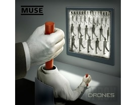 Muse - Drones, CD