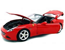 Bburago Ferrari California T (Open Top) 1:18 Ferrari RacePlay
