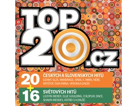 Ruzni - Top20.cz 2016/2, 2CD