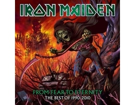 Iron Maiden-From Fear To Eternity -The Best Of 1990-2010, 2CD