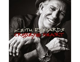 Keith Richards - Crosseyed Heart, CD