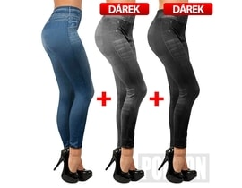 Slim' n Lift Caresse Jeans L/XL
