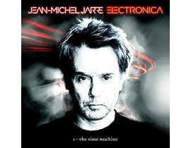 Jean Michel Jarre - Electronica (1-The Time Machine), CD