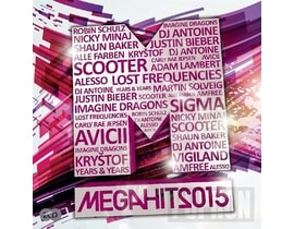 Various - Megahits Best of 2015, CD