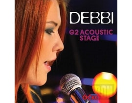 Debbi - G2 Acoustic Stage, CD+DVD
