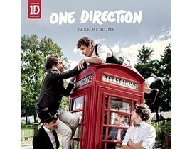One Direction - Take Me Home, CD
