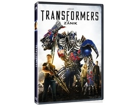 Transformers: Zánik, DVD