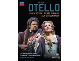 Reneé Fleming - Giuseppe Verdi - Otello, DVD
