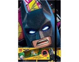 LEGO Batman Movie Zápisník (Batman LED)