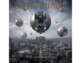 Dream Theater - The Astonishing, CD