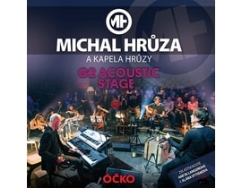 Michal Hrůza - G2 Acoustic Stage, CD+DVD