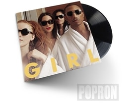 Pharrell Williams - G I R L, LP