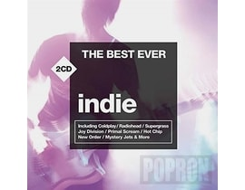 Různí - The Best Ever Indie, CD