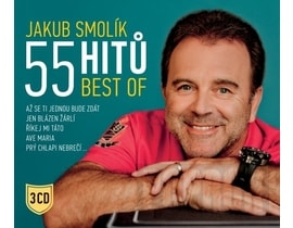 Jakub Smolík - 55 hitů - Best Of, 3CD