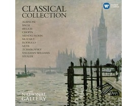 Různí - The National Gallery Classical Collection, 10 CD